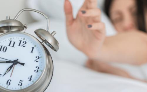 You snooze, you lose – Myndband